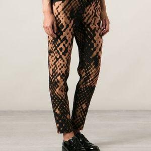 3.1 Phillip Lim Printed Trousers Pants